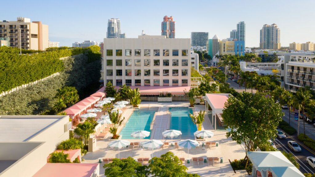 Good Vibes Only at Pharrell and David Grutman's Thoroughly Happy New South Beach Hotel