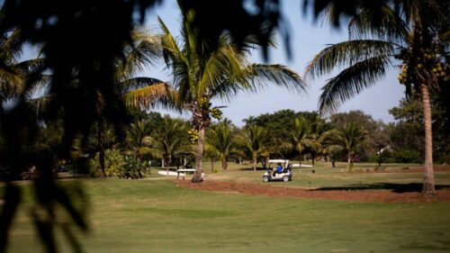 Naples Beach Hotel in Florida draws ire over reduction of golf holes