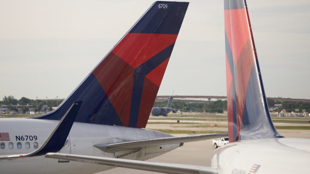 Delta flights cancelled due to staff shortages