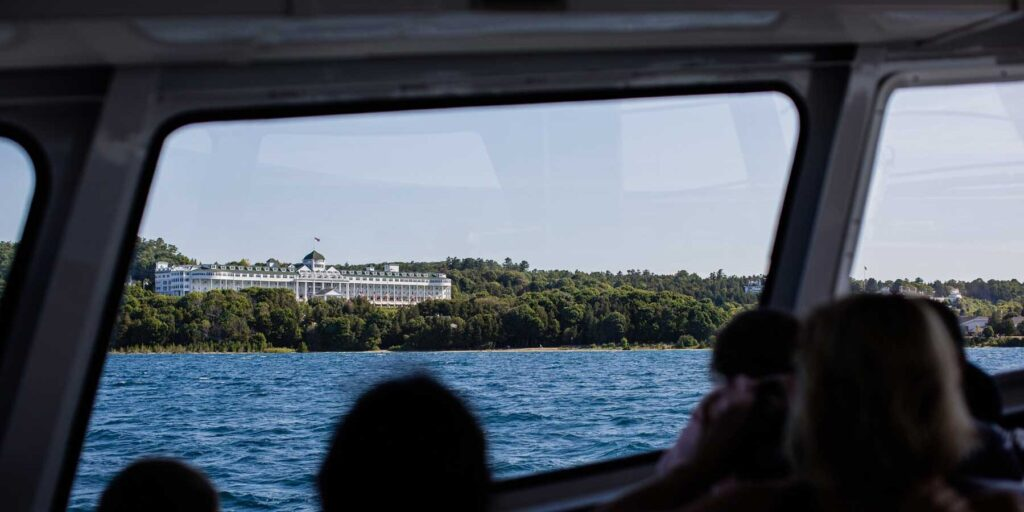 Mackinac Island Is the Perfect Charming Summer Vacation Destination, August 2020
