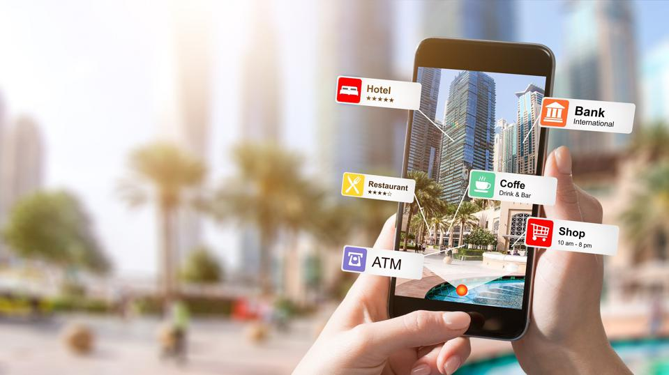 The Amazing Ways VR And AR Are Transforming The Travel Industry